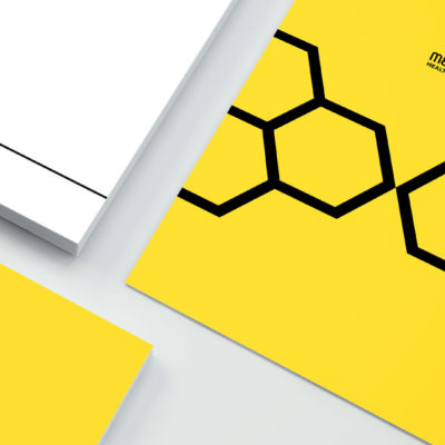 corporate brand identity design